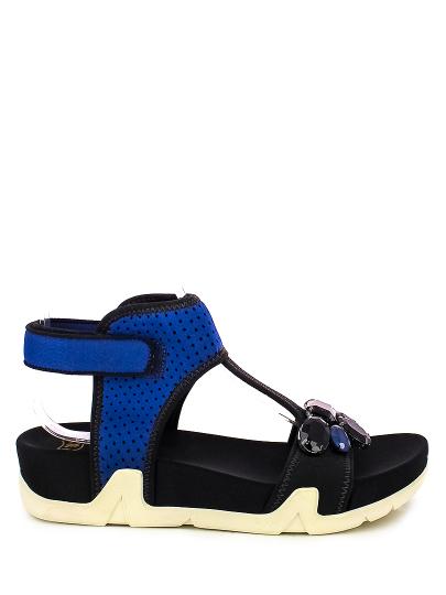 Женские летние сандалии ash osiris (ss16-s-112041-001),сандалии женские,текстиль черный/синий черные | 3ah.ah46896.т купить в официальном магазине AshRussia.ru