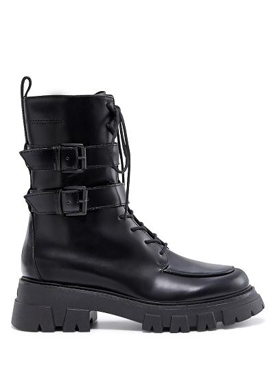 Женские демисезонные ботинки ash lars черные | 5ah.ah109474.k купить в официальном магазине AshRussia.ru
