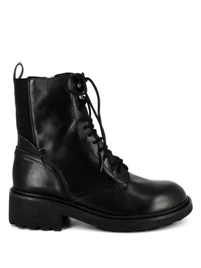 Женские демисезонные ботинки ash styx(fw14-m-105422-001),ботинки женские,кожа/текстиль _черный черные | 5ah.ah57716.k купить в официальном магазине AshRussia.ru