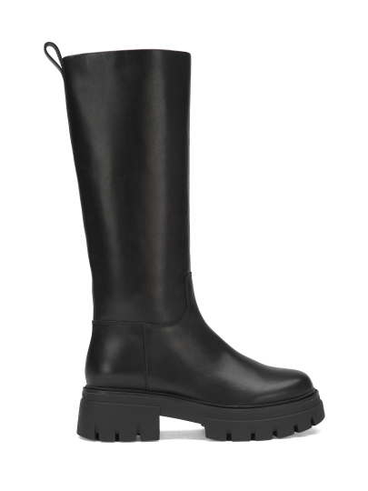 Женские демисезонные сапоги ash lucky черные | 5ah.ah107077.k купить в официальном магазине AshRussia.ru