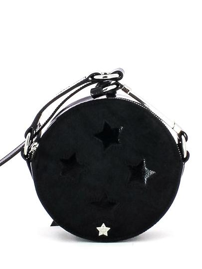 Женская всесезонная сумка ash черная Артикул 6ah.ah58790.т в интернет магазине итальянских сумок ASHRUSSIA.RU
