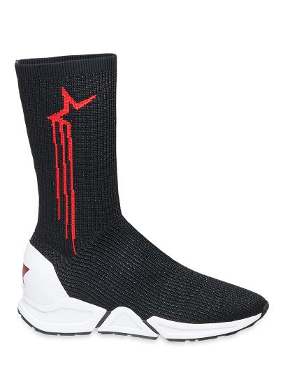 Женские демисезонные кроссовки ash turbo fw18-s-126262-002,кроссовки женские,текстиль черный черные   8ah.ah70114. купить в официальном магазине AshRussia.ru