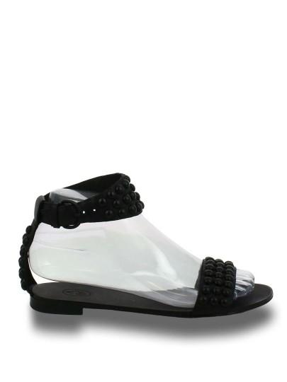 Женские летние сандалии ash monoi (ss16-m-55969-002),сандалии женские,кожа _черный черные   3ah.ah46947.k купить в официальном магазине AshRussia.ru