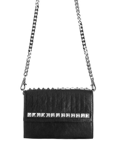 Женский всесезонный клатч ash черный Артикул 6ah.ah58795.т в интернет магазине итальянских сумок ASHRUSSIA.RU