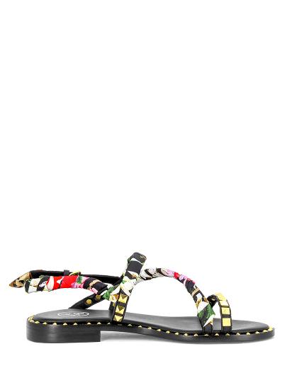 Женские летние сандалии ash pattaya черные | 9ah.ah75717.k купить в официальном магазине AshRussia.ru