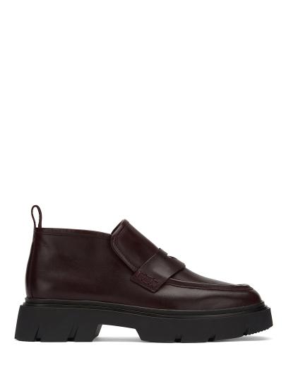 Женские демисезонные ботинки ash universe бордовые   5ah.ah107128.k купить в официальном магазине AshRussia.ru