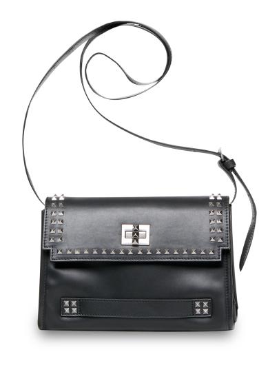 f17bfbf1c39d Женская демисезонная сумка ash черная Артикул 8ah.ah69306.т в интернет  магазине итальянских сумок ASHRUSSIA.RU