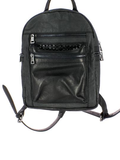 Женский всесезонный рюкзак ash черный Артикул 6ah.ah58787.т в интернет магазине итальянских сумок ASHRUSSIA.RU