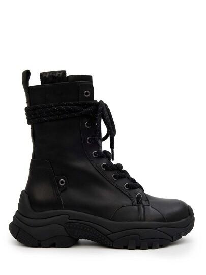 Женские демисезонные ботинки ash army черные   2ah.ah91391.k купить в официальном магазине AshRussia.ru