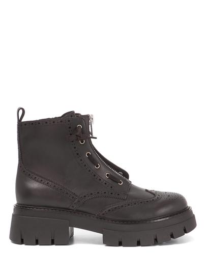 Женские демисезонные ботинки ash limited    5ah.ah107702.k купить в официальном магазине AshRussia.ru