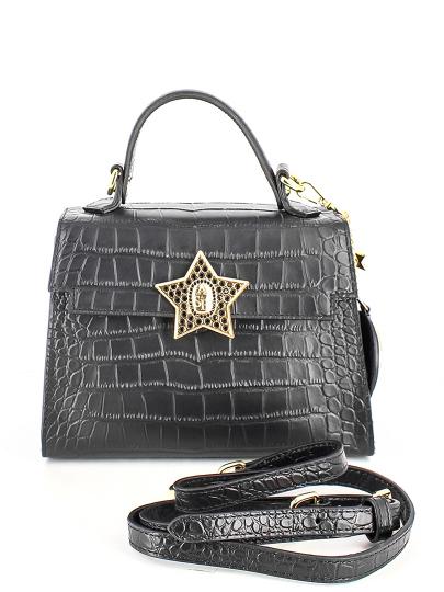 Женская демисезонная сумка ash коричневая Артикул 7ah.ah63090.т в интернет магазине итальянских сумок ASHRUSSIA.RU