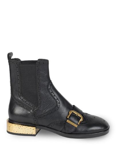 Женские демисезонные ботинки ash face ss18-m-122651-001,ботинки женские,кожа/кожа иск. черный черные | 8ah.ah69048.k купить в официальном магазине AshRussia.ru