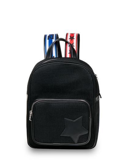 Женский демисезонный рюкзак ash черный Артикул 8ah.ah69294.т в интернет магазине итальянских сумок ASHRUSSIA.RU