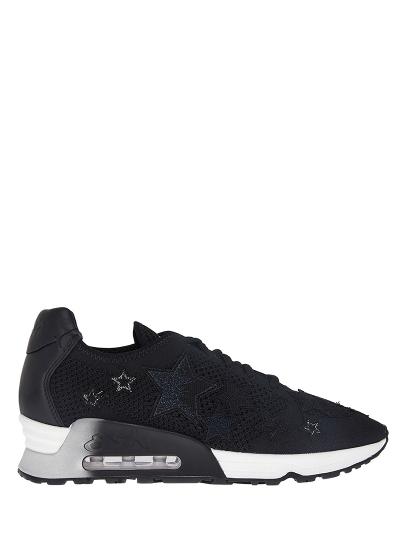 Женские демисезонные кроссовки ash lucky star черные | 6ah.ah58629.т купить в официальном магазине AshRussia.ru