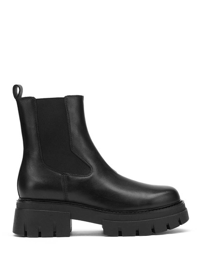 Женские демисезонные ботинки ash lenny черные | 5ah.ah107692.k купить в официальном магазине AshRussia.ru
