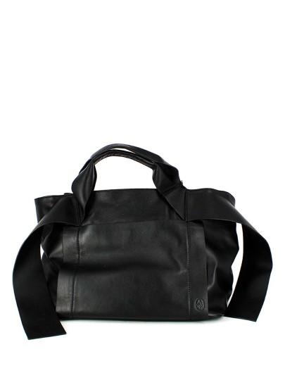 Женская всесезонная сумка ash черная Артикул 5ah.ah54144. в интернет магазине итальянских сумок ASHRUSSIA.RU