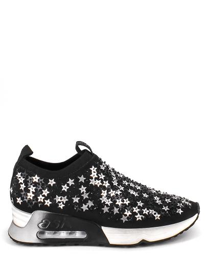 Женские демисезонные кроссовки ash lighting star черные | 7ah.ah63601.t купить в официальном магазине AshRussia.ru