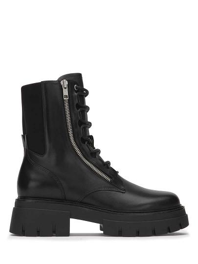 Женские демисезонные ботинки ash lets черные | 5ah.ah107065.k купить в официальном магазине AshRussia.ru