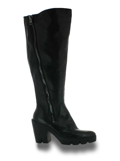 Женские демисезонные сапоги ash tyler (fw15-m-110906-001),сапоги женские,кожа _черный черные | 2ah.ah44411.k купить в официальном магазине AshRussia.ru