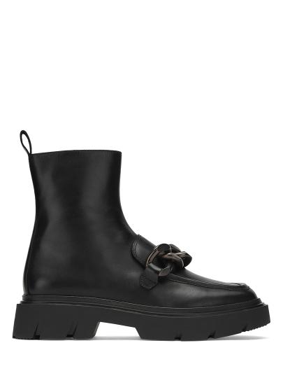 Женские демисезонные ботинки ash urban chain черные   5ah.ah107136.k купить в официальном магазине AshRussia.ru