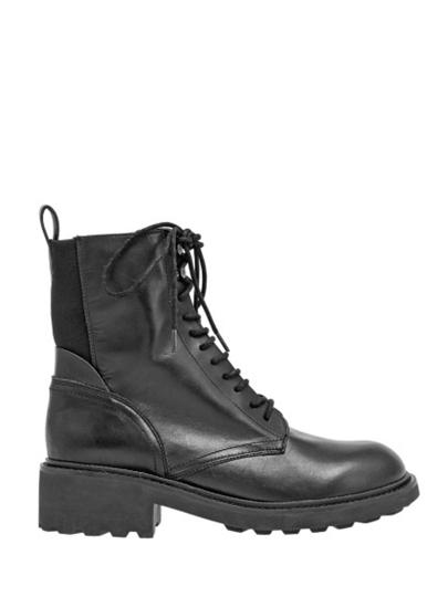 Женские зимние ботинки ash styx fw17-m-105422-001,ботинки женские,кожа/текстиль черный черные   8ah.ah71820.w купить в официальном магазине AshRussia.ru